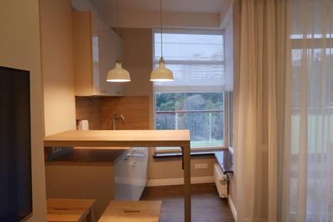 Сдается 1-комнатная квартира посуточно, ул. Ленина 4.