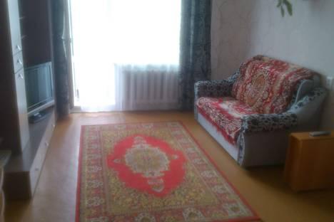 Сдается 1-комнатная квартира посуточно в Белокурихе, ул. Братьев Ждановых, 13.
