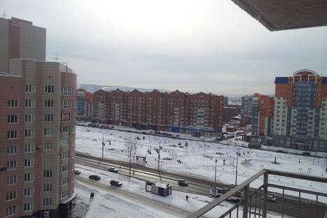 Сдается 2-комнатная квартира посуточнов Новокузнецке, Ермакова 30.