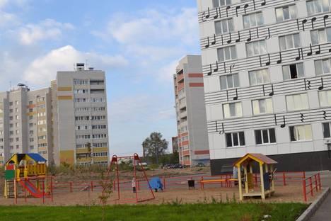 Сдается 1-комнатная квартира посуточнов Вологде, ул.Молодежная д.20.