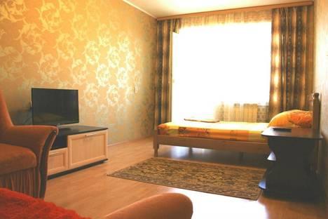 Сдается 1-комнатная квартира посуточно в Вологде, ул. Челюскинцев, 47.