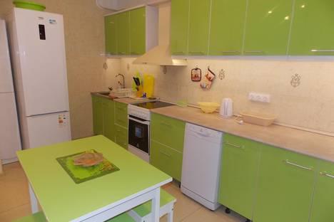 Сдается 2-комнатная квартира посуточно в Адлере, Цветочная 44а.