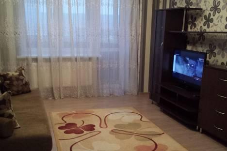 Сдается 2-комнатная квартира посуточно в Бресте, краснознамённая 36.