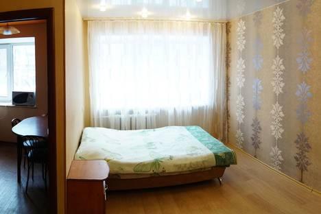 Сдается 1-комнатная квартира посуточно в Комсомольске-на-Амуре, проспект Ленина, 44к2.