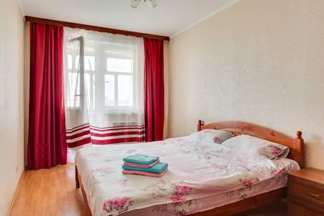 Сдается 2-комнатная квартира посуточно в Москве, Мячковский бульвар 5к1.