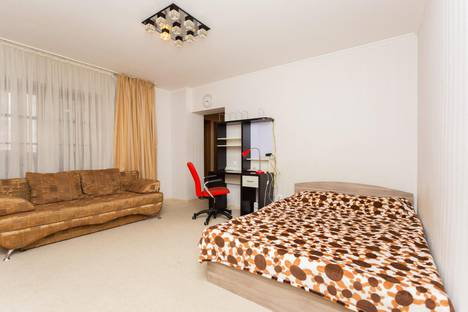 Сдается 1-комнатная квартира посуточно в Краснодаре, ул. Красная, 156.