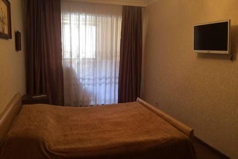 Сдается 2-комнатная квартира посуточно во Владикавказе, Шмулевича 16.