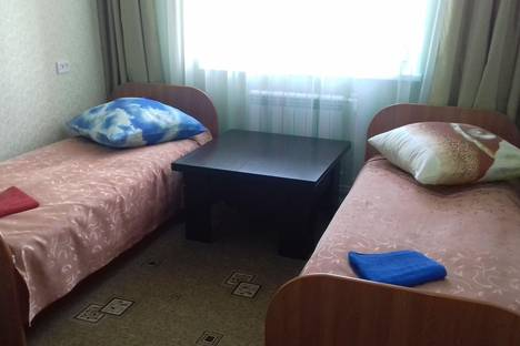 Сдается 1-комнатная квартира посуточнов Чебаркуле, ул. Заря, 29-а.