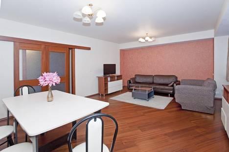 Сдается 3-комнатная квартира посуточнов Щёлкове, ул. Рогожский Вал, 12.