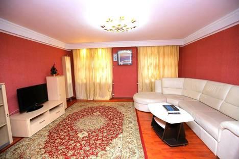 Сдается 2-комнатная квартира посуточнов Актобе, 101 стрелковой бригады дом 7.