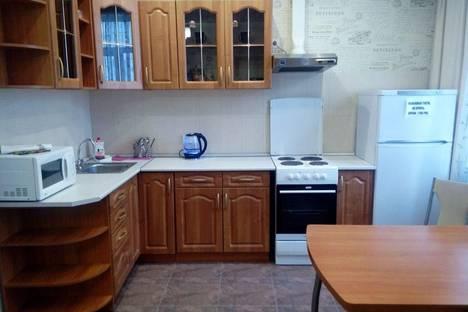 Сдается 2-комнатная квартира посуточнов Норильске, Ленинский проспект, 5.