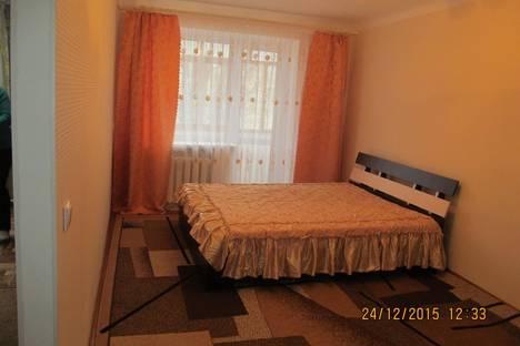 Сдается 1-комнатная квартира посуточно в Сумах, проспект Шевченка, 18.
