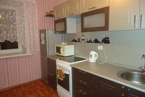 Сдается 2-комнатная квартира посуточно в Липецке, МОСКОВСКАЯ  111.