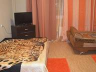 Сдается посуточно 1-комнатная квартира в Новосибирске. 30 м кв. Горский, 8а
