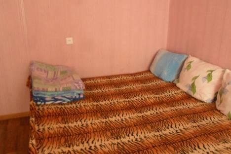Сдается 1-комнатная квартира посуточно в Кургане, Заозерный, 3 микр. д 16.