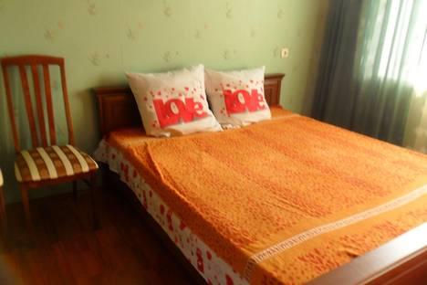 Сдается 3-комнатная квартира посуточно, Заозерный,3 микр 3 д.