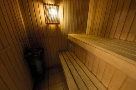 Сдается 1-комнатная квартира посуточно в Санкт-Петербурге, проспект Авиаконструкторов, 20.
