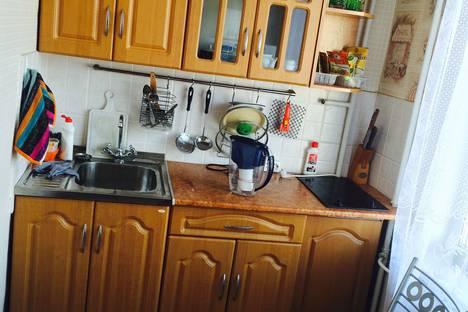 Сдается 2-комнатная квартира посуточнов Североморске, Улица Сафонова,дом,17.