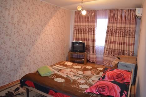 Сдается 1-комнатная квартира посуточно в Бишкеке, турусбекова,226.