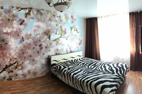 Сдается 1-комнатная квартира посуточно в Гомеле, проспект ленина 14.