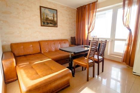 Сдается 4-комнатная квартира посуточно в Перми, Ул Краснофлотская д 31.