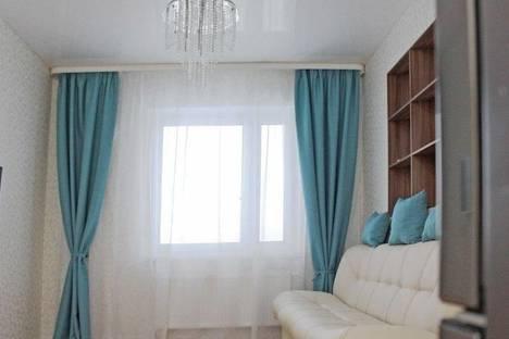 Сдается 2-комнатная квартира посуточно в Петрозаводске, Попова,15.