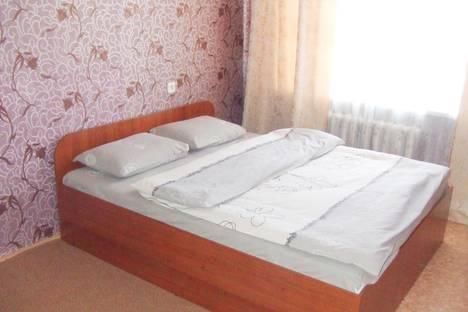 Сдается 2-комнатная квартира посуточнов Чебоксарах, Гагарина 39.
