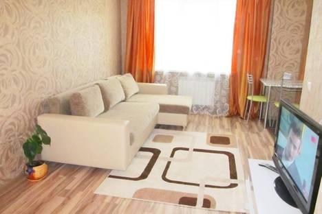 Сдается 1-комнатная квартира посуточнов Чебоксарах, Ленина, 33к1.