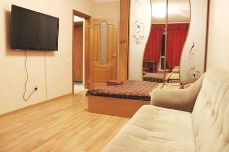 Сдается 1-комнатная квартира посуточнов Чебоксарах, ул. Николая Рождественского, д.6.