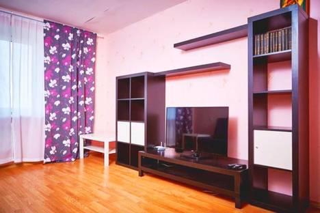 Сдается 1-комнатная квартира посуточнов Чебоксарах, Гагарина 35.