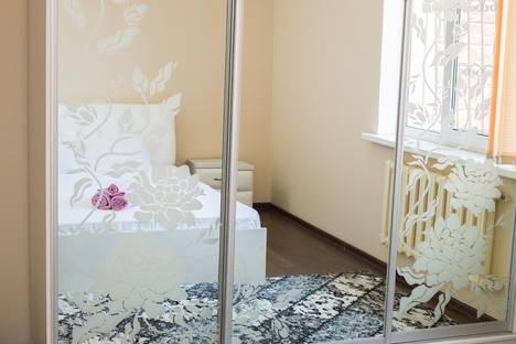 Сдается 2-комнатная квартира посуточно в Алматы, Тимирязева 8литА.
