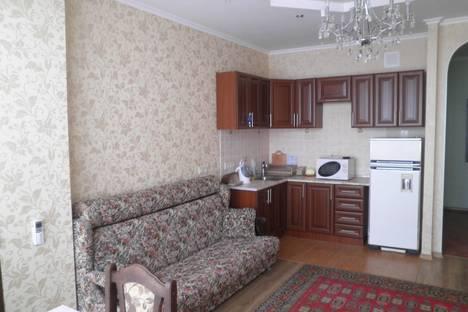 Сдается 2-комнатная квартира посуточнов Малом маяке, Набережная ул., 16.