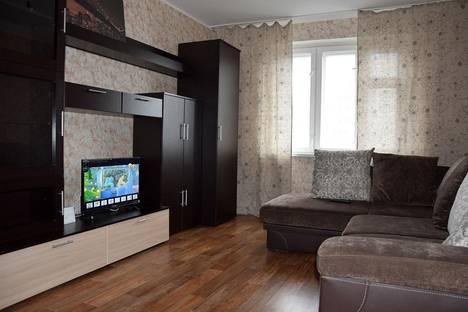 Сдается 1-комнатная квартира посуточно в Орле, Полковника Старинова, 5.