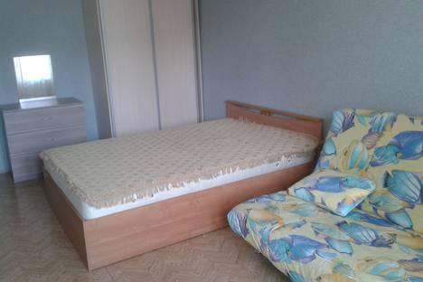 Сдается 1-комнатная квартира посуточно в Новороссийске, проспект Дзержинского 204.