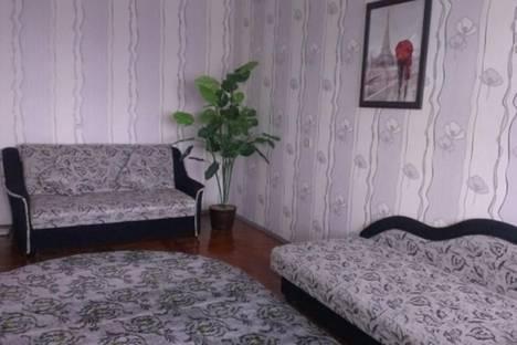 Сдается 1-комнатная квартира посуточно в Борисове, Строителей, 43.