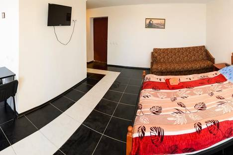 Сдается 1-комнатная квартира посуточно в Сумах, пр. Шевченко, 19.
