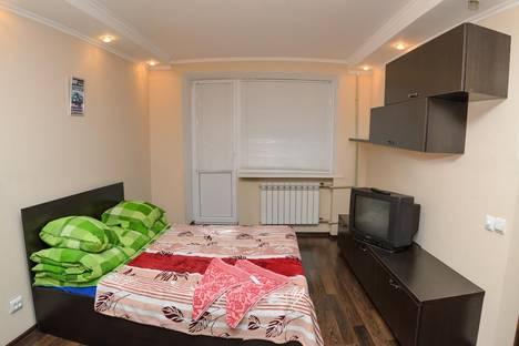 Сдается 1-комнатная квартира посуточно в Сумах, ул. Харьковская, 98.