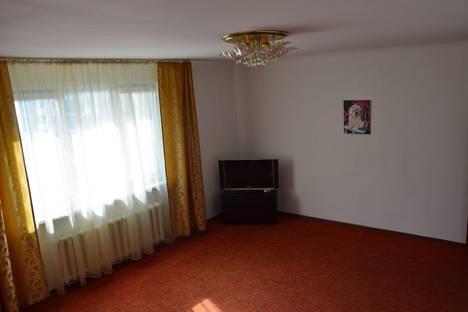 Сдается 2-комнатная квартира посуточно в Алматы, Толе би 273В.