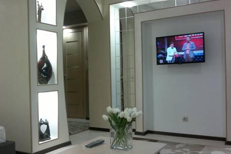 Сдается 1-комнатная квартира посуточно в Витебске, проспект Победы, 6к1.