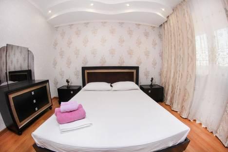 Сдается 2-комнатная квартира посуточнов Алматы, Каблукова 38Г.