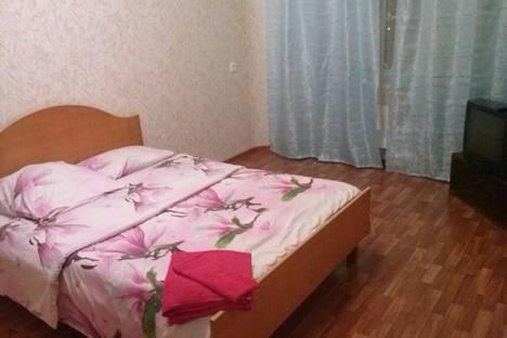 Сдается 1-комнатная квартира посуточно в Волжском, бульвар Профсоюзов, 19в.