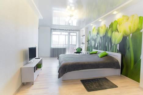 Сдается 1-комнатная квартира посуточно в Гродно, бульвар Ленинского Комсомола, 12.