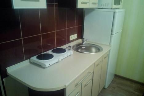 Сдается 1-комнатная квартира посуточно в Харькове, пер. Молчановский 9.