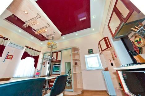 Сдается 2-комнатная квартира посуточнов Приморском, улица Федько, 6.