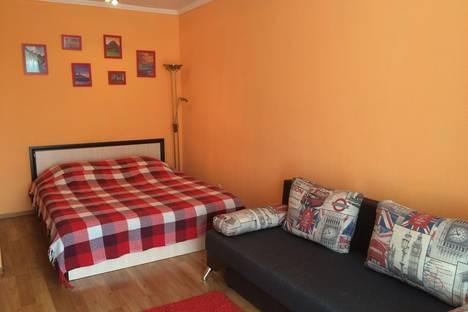 Сдается 1-комнатная квартира посуточно в Екатеринбурге, ул. Малышева, 84.