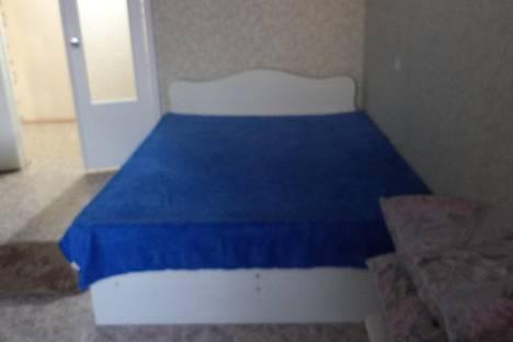 Сдается 1-комнатная квартира посуточно в Мегионе, ул. Заречная, 1/3.