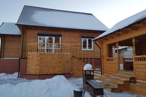 Сдается коттедж посуточно, 10 км Качугского тракта, садоводство Росинка, улица Летняя, дом 30.