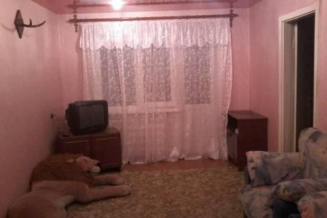 Сдается 2-комнатная квартира посуточно в Костроме, черноречье 5.