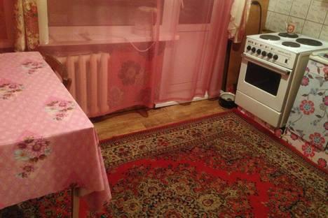 Сдается 1-комнатная квартира посуточно в Бийске, ул. Волочаевская, 1/4.