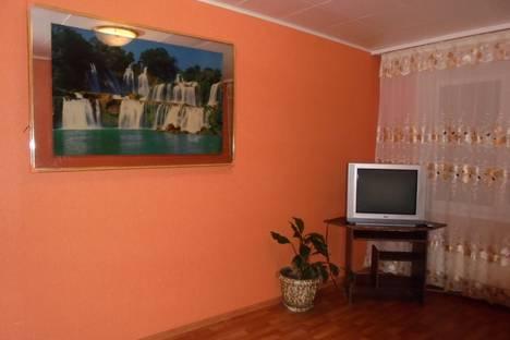 Сдается 1-комнатная квартира посуточнов Ноябрьске, Изыскателей 40.